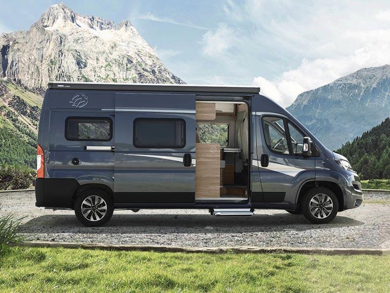 Våra husbilsmodeller
